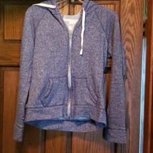 Kirra Tops - Kirra medium zip up hoodie.  Size medium